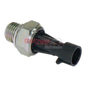 Oil Pressure Switch 0910022 PUNTO (188) 1.2 16V 80 MY 2000