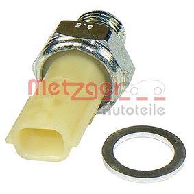 Interruptor de control de la presión de aceite Número de polos: 1polos con OEM número 4431212