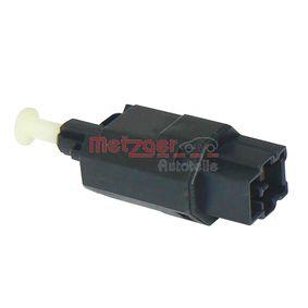 Ключ за спирачните светлини 0911049 25 Хечбек (RF) 2.0 iDT Г.П. 2000