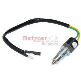 METZGER  0912002 Spínač, světlo zpátečky počet pólů: 2pólová