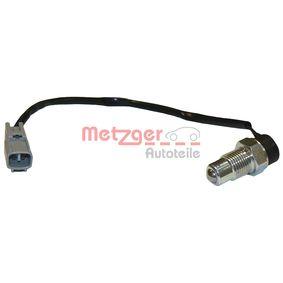 Schalter, Rückfahrleuchte 0912063 323 P V (BA) 1.3 16V Bj 1996