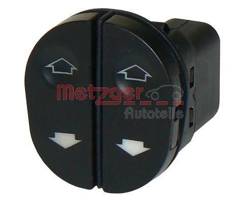 Interruptor de Elevalunas 0916061 METZGER 0916061 en calidad original