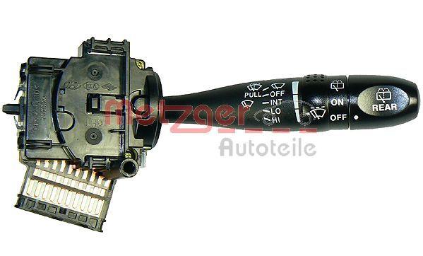 Steering Column Switch 0916105 METZGER 0916105 original quality