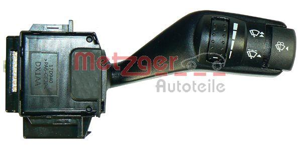 Wiper Switch 0916164 METZGER 0916164 original quality