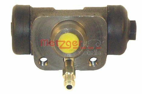 METZGER  101-106 Wheel Brake Cylinder Bore Ø: 15,87mm