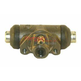 Radbremszylinder Bohrung-Ø: 19,05mm mit OEM-Nummer 7 696 710