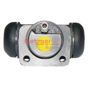 Radbremszylinder Bohrung-Ø: 15,87mm mit OEM-Nummer 005 420 8118