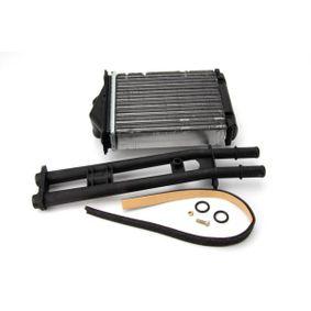 Heat Exchanger, interior heating D6F012TT PANDA (169) 1.2 MY 2012