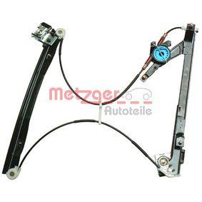 METZGER  2160131 Mecanism actionare geam Usi: 4