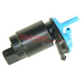 Water Pump, window cleaning with OEM Number 1450185