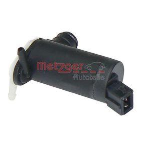 METZGER  2220016 Waschwasserpumpe, Scheibenreinigung