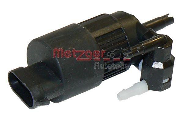 Waschwasserpumpe 2220017 METZGER 2220017 in Original Qualität
