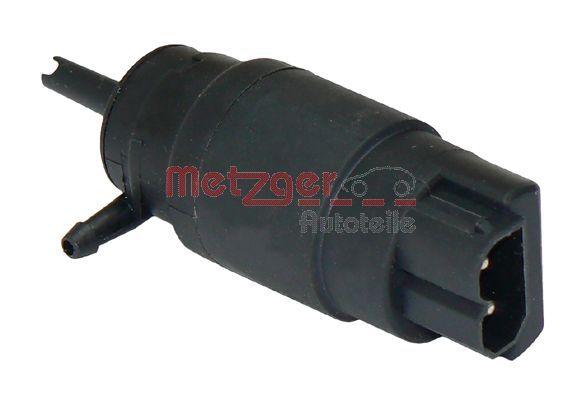 METZGER  2220018 Waschwasserpumpe, Scheibenreinigung