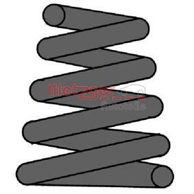 Molas de Suspensão FIAT PUNTO (176) 75 1.2 73 CV de Ano 10.1993: Mola de suspensão (2240272) para de METZGER