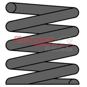 METZGER  2240938 Coil Spring Length: 328mm, Ø: 112mm, Ø: 12,25mm