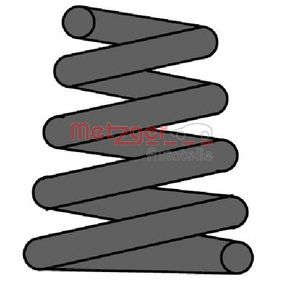 METZGER  2241866 Coil Spring Length: 340mm, Ø: 174mm