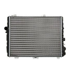 THERMOTEC Kühler, Motorkühlung D7A007TT für AUDI 90 (89, 89Q, 8A, B3) 2.2 E quattro ab Baujahr 04.1987, 136 PS