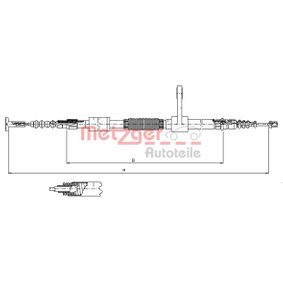 Cable, parking brake Article № 251.34 £ 150,00
