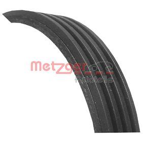 V-Ribbed Belts Length: 812mm, Number of ribs: 4 with OEM Number 5750 76