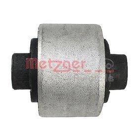 METZGER Lagerung, Lenker 52005708 für AUDI A4 (8E2, B6) 1.9 TDI ab Baujahr 11.2000, 130 PS