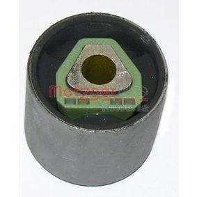 METZGER  52008408 Lagerung, Lenker Ø: 58mm, Innendurchmesser: 14mm