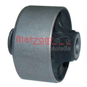 Control Arm- / Trailing Arm Bush Ø: 60mm, Inner Diameter: 12mm with OEM Number 54584-07000