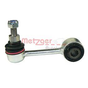 METZGER  53007918 Koppelstange Länge: 110mm