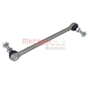 Rod / Strut, stabiliser Length: 248mm with OEM Number 8200 605 381