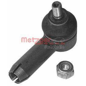 METZGER Spurstangenkopf 54009608 für AUDI 80 (8C, B4) 2.8 quattro ab Baujahr 09.1991, 174 PS