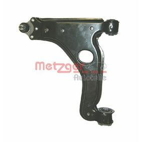 Barra oscilante, suspensión de ruedas Nº de artículo 58005101 120,00€