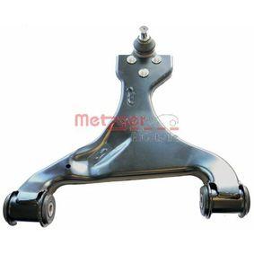 Barra oscilante, suspensión de ruedas con OEM número A6393300510