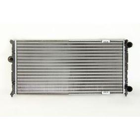 Ψυγείο, ψύξη κινητήρα Καθαρές διαστάσεις ψυγείου: 630 X 299 X 22 mm με OEM αριθμός 6K0121253A