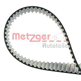 METZGER  94885 Zahnriemen Breite: 30mm