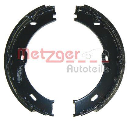 Brake Shoe Set, parking brake METZGER KR 213 rating