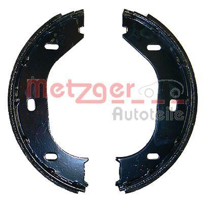 Brake Shoe Set, parking brake METZGER KR 219 rating