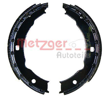 Brake Shoe Set, parking brake METZGER KR 665 rating