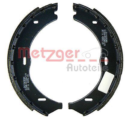 Brake Shoe Set, parking brake METZGER KR 989 rating