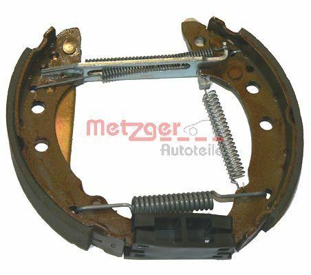 Bremsensatz, Trommelbremse METZGER MG 343V Bewertung