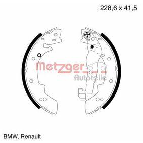 Bremsbackensatz Art. Nr. MG 400 120,00€