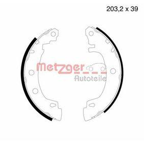 Bremsbackensatz Art. Nr. MG 632 120,00€