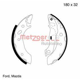 Juego de zapatas de frenos Nº de artículo MG 642 120,00€
