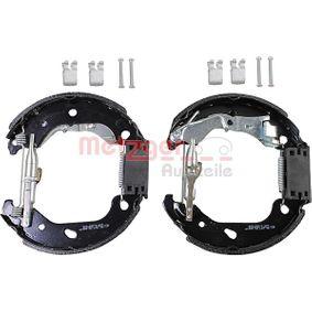 Brake Set, drum brakes MG 738V PUNTO (188) 1.2 16V 80 MY 2006