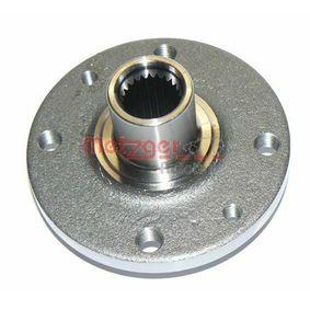 Radnabe Ø: 37mm mit OEM-Nummer 77004-15122