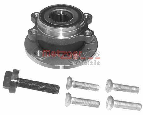 METZGER  WM 1009 Wheel Bearing Kit