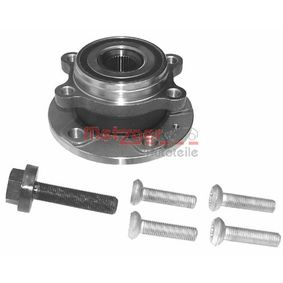 Wheel Bearing Kit with OEM Number 8J0 498 625 A