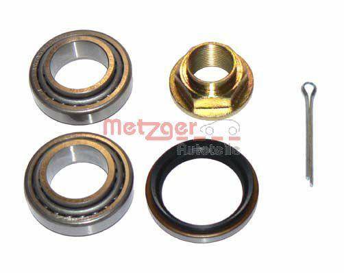 METZGER  WM 1072 Radlagersatz Ø: 50,3mm, Innendurchmesser: 28mm