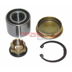 Radlagersatz Ø: 52,00mm, Innendurchmesser: 25,00mm mit OEM-Nummer 7703090253