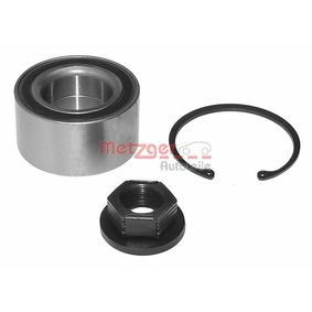 Wheel Bearing Kit Ø: 72,00mm, Inner Diameter: 39,00mm with OEM Number 1112547