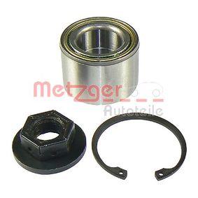 Wheel Bearing Kit Ø: 53,00mm, Inner Diameter: 29,00mm with OEM Number 1 201 568