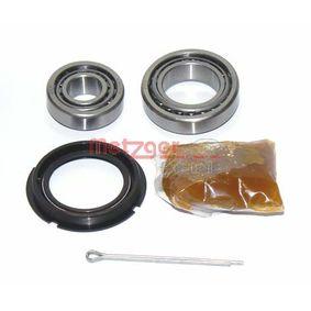 Radlagersatz Ø: 39,9, 50,3mm, Innendurchmesser: 17,5, 29mm mit OEM-Nummer 330011